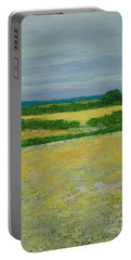Country Road Portable Battery Charger by Gail Kent