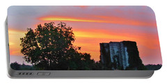 Country Sky Portable Battery Charger by Cynthia Guinn