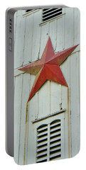 Country Star Portable Battery Charger by Jean Goodwin Brooks