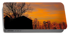 Country View Portable Battery Charger