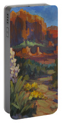 Courthouse Rock Sedona Portable Battery Charger