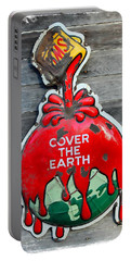 Cover The Earth Portable Battery Charger