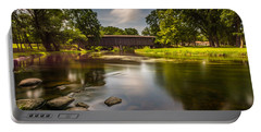 Covered Bridge Long Exposure Portable Battery Charger