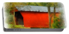 Covered Bridge - Sinking Creek Portable Battery Charger