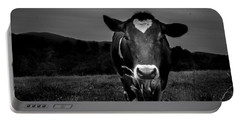 Cow Portable Battery Charger by Bob Orsillo