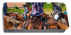 Cowboys In Brazil Portable Battery Charger