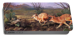 Coyote Run Portable Battery Charger