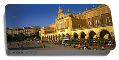 Cracow Poland Portable Battery Charger