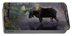 Craven Moose Portable Battery Charger