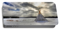 Cree Tepee Portable Battery Charger
