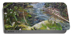 Creek -  Beyond The Rock - Mountaintown Creek  Portable Battery Charger