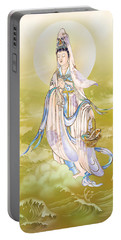 Creel Kuan Yin Portable Battery Charger by Lanjee Chee