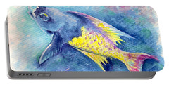Creole Wrasse Portable Battery Charger