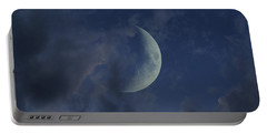 Crescent Moon Portable Battery Charger