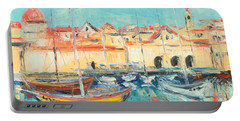 Croatia - Dubrovnik Harbour Portable Battery Charger
