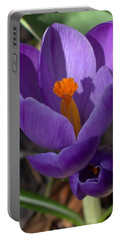 Crocus Mother And Child Portable Battery Charger