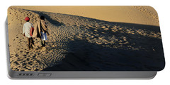 Crossing The Great Sands Portable Battery Charger