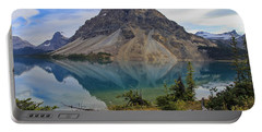 Crowfoot Mountain Banff Np Portable Battery Charger