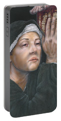 Crucifixion- Mothers Pain Portable Battery Charger