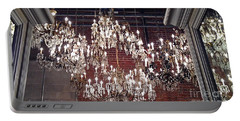 Crystal Chandeliers Portable Battery Charger