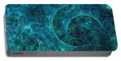 Crystal Nebula-ii Portable Battery Charger
