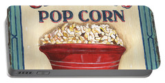 Crystal's Popcorn Portable Battery Charger