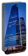 Cuatro Torres Business Area Portable Battery Charger