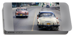 Cuba Road Portable Battery Charger