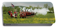 Culloden Loyalists Portable Battery Charger