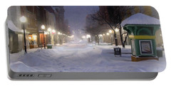 Cumberland Winter Portable Battery Charger