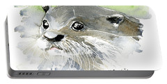 Curious Otter Portable Battery Charger