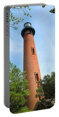 Currituck Beach Lighthouse Corolla North Carolina Outer Banks Obx Portable Battery Charger