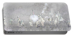 Custers Last Stand Portable Battery Charger