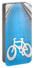 Cycle Path Portable Battery Charger by Tom Gowanlock