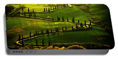 Cypresses Alley Portable Battery Charger