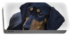 Dachshund Portable Battery Charger