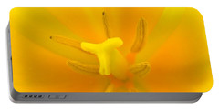 Daffodil Center Portable Battery Charger