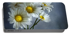 Daisy Bouquet Portable Battery Charger