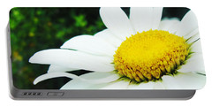 Portable Battery Charger featuring the photograph Daisy Daisy by Tiffany Erdman