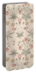 Daisy, First William Morris Design Portable Battery Charger