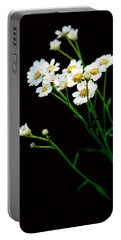 Daisy Flower Bouquet  Portable Battery Charger