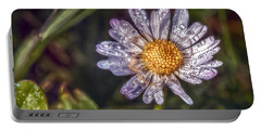 Daisy Portable Battery Charger by Hanny Heim