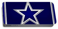 Dallas Cowboys Portable Battery Charger