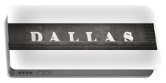 Dallas Portable Battery Charger