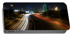 Dallas Night Light Portable Battery Charger