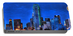 Dallas Skyline Hd Portable Battery Charger