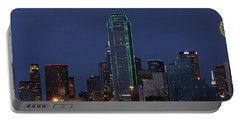 Dallas Skyline Portable Battery Charger