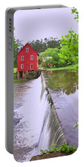 Dam At Starrs Mill Portable Battery Charger
