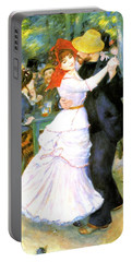 Dance At Bougival Portable Battery Charger