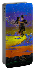 Dance Enchanted Portable Battery Charger